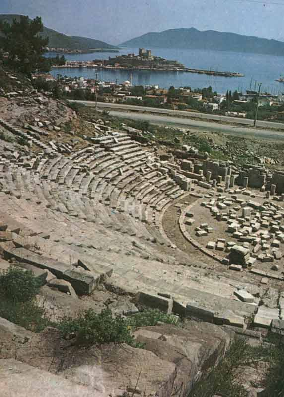 Supra België - The Ancient Theatre