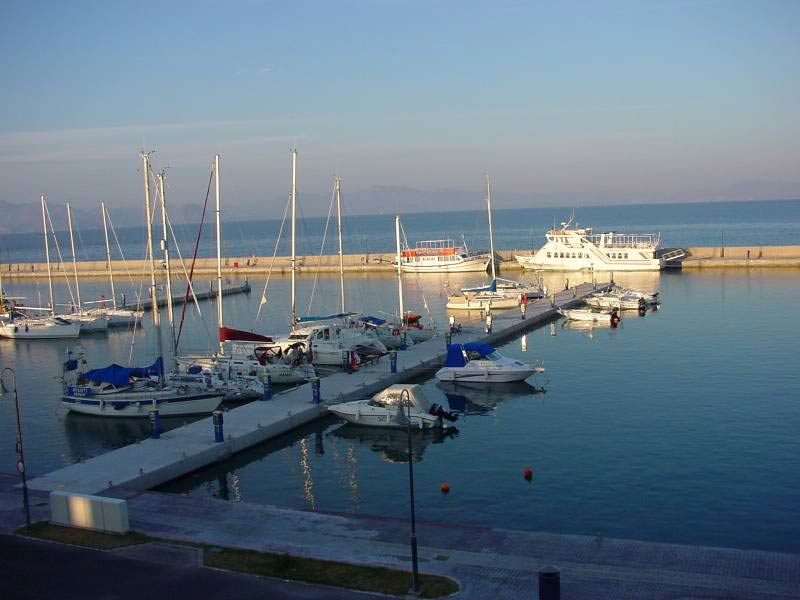 The Marina at Kos.